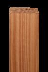 Lattenzaun gehobelt 20/45 mm mit Querriegel 35/70 mm